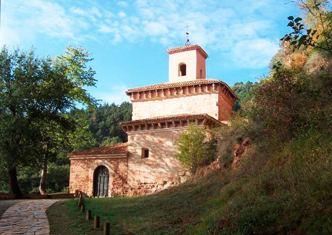 Monasterio de Suso Berceo
